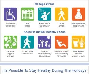 Advice from healthfinder.gov