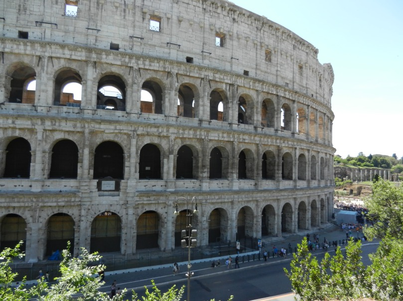 Rome - Colosseum, Forum, Palatine (12)